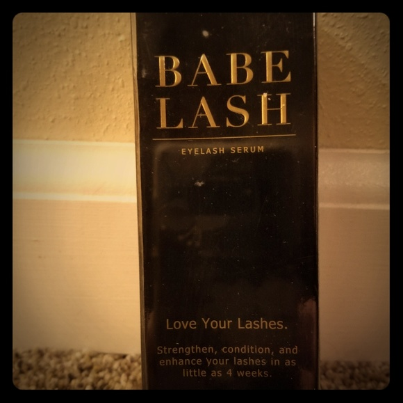 Babe Lash Makeup Eyelash Serum 2ml Poshmark